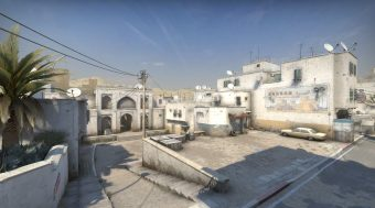 Карта: de_dust2